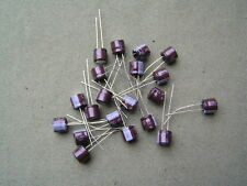 Electrolytic Capacitor 16v 120uF Radial 105'  20 Pieces OL0106