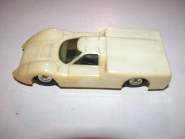 Eldon Ford J 1/32 Scale Slot Car No Way To Test Motor