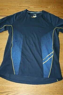 Icebreaker GT Merino Blend Cool Lite Test Team Crewneck T-Shirt Men's XXL