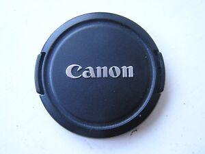 Genuine Canon 52mm Front Lens Cap  Camera SLR DSLR