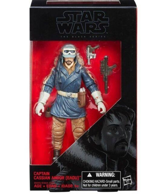 HASBRO NEUF EN BOITE Star Wars black series CAPTAIN CASSIAN ANDOR EADU