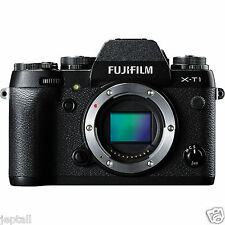 "Fujifilm X-T1 XT1 Body 16.3mp 3"" DSLR Digital Camera Brand New Jeptall"