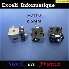ASUS N53S N53SN N53SV jack dc enchufe conector de alimentación puerto 2.5MM pin