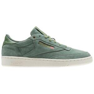6341dd11816761 Reebok Club C 85 Mcc (MANILLA LIGHT CHALK) Men s Shoes CM9297