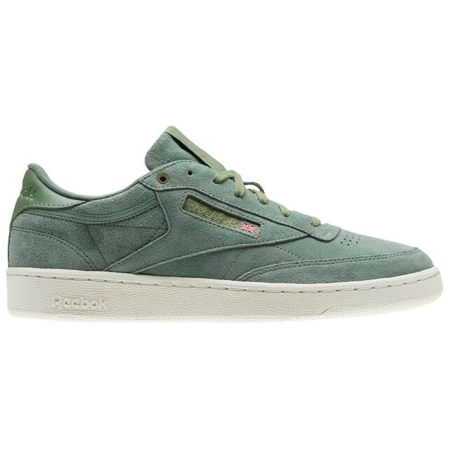 Reebok Club C 85 Mcc (MANILLA LIGHTCHALK) Men's Shoes CM9297