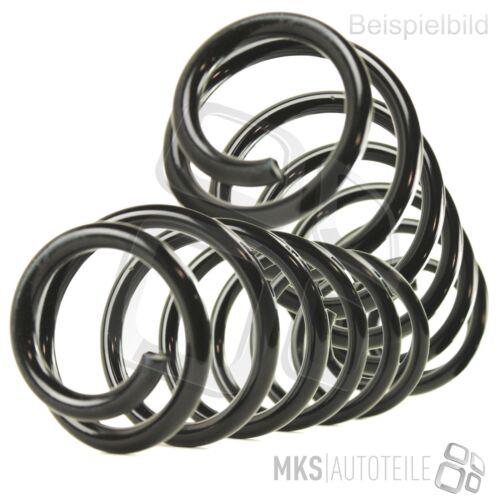 2 x Amortisseurs Ressort De Suspension Ressort Spiral Set Avant Mercedes 3851587