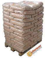 975 kg   Wetterauer Holzpellets   65 Sack Pellets Sackware - top Pelletspreise