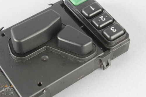 98-05 Mercedes W163 ML320 ML55 AMG Front Left Driver Seat Control Switch OEM