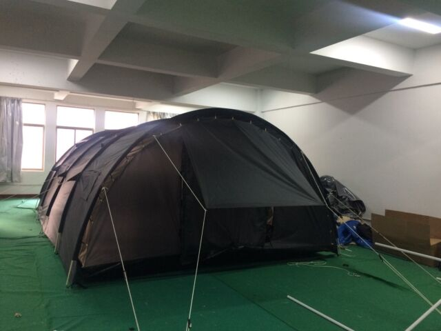 cheap for discount 5b5f5 19a8e Waterproof 6-30 Person Family Camping Yard Lawn Beach Tunnel Tent HUGE NEW