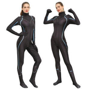 Black-Widow-Womens-Girls-Zentai-Cosplay-Jumpsuits-Costumes-Halloween-Avengers