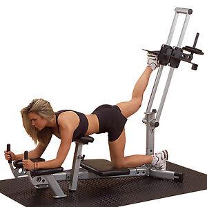 Glute Machine Lower Body Leg Workout Powerline Pgm200x