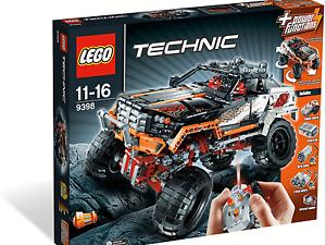 NEW SEALED LEGO TECHNIC 9398 4x4 CRAWLER CRAWLER CRAWLER RARE XLNT 8745c0