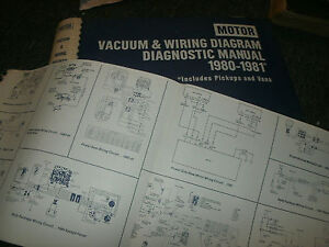 1980 1981 chevrolet chevette pontiac t1000 wiring vacuum diagrams rh ebay co uk