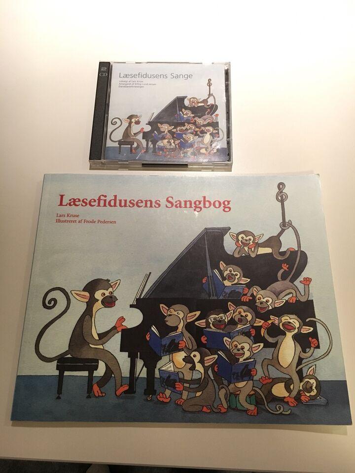Læsefidusens Sangbog, Lars Kruse