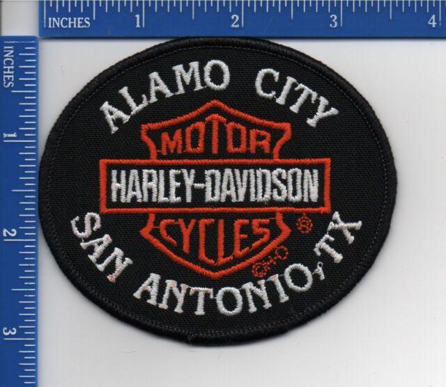 Harley Davidson San Antonio >> Harley Davidson Dealer Alamo City H D San Antonio Tx Patch