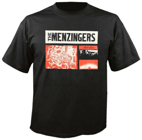 Collage Hello Exile THE MENZINGERS T-Shirt