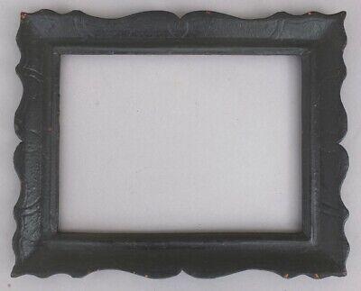 Kleiner Rahmen, Schwarz 19 Jhd.