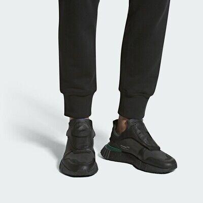 gritar Comparación Indomable  Adidas Futurepacer Shoes Size 10 # B37266 Black/Green | eBay