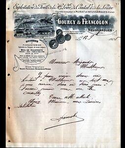 NEUSSARGUES-amp-MURAT-15-SCIERIE-amp-PARQUETERIE-034-GOURCY-amp-FRANCOLON-034-en-1908