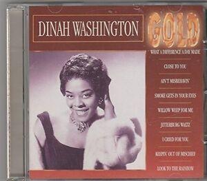 Dinah-Washington-Gold-compilation-9-tracks-1993-CD