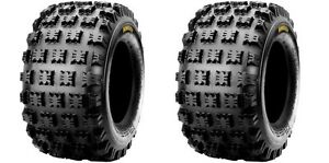 CST Ambush Tire Size 18x10-8 Set of 2 Tires ATV UTV