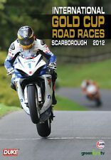 Scarborough International Gold Cup Road Races 2012 DVD