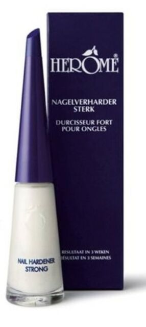 Herome Nagelhärter Stark Blau 10ml  Best Off