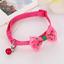 Adjustable-Kitten-Necktie-Collar-Bowknot-Bow-Bell-Tie-Cat-Small-Pet-Puppy-UK thumbnail 11