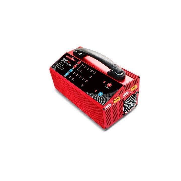 Up600ac ac 2 especializada lipo lihv cargador 25 amperios 1200 Watt