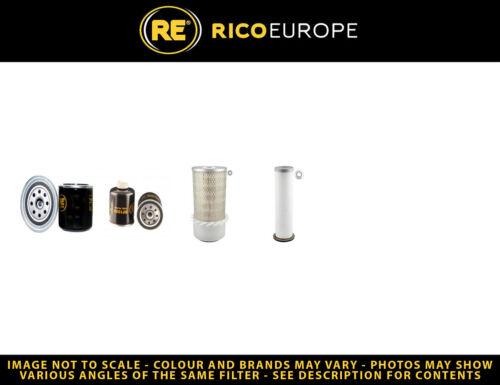 Huile S175 S185 Kit Filtre Air S150 Essence Bobcat S130 S160