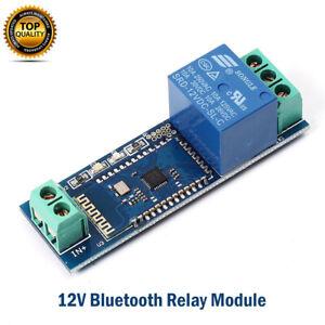 Module-de-relais-Bluetooth-Telecommande-Module-sans-fil-12v-IOT