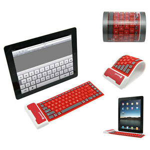 183f878b5d8 Image is loading Wireless-Bluetooth-Mini-Keyboard-for-Laptop-iPhone- Waterproof-