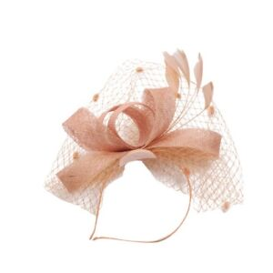 Fashion-Women-Fascinator-Formal-Yarn-Mesh-Ribbons-And-Feather-Wedding-Party-Hats