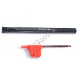 S08K-STFCR09 8x125mm Lathe Internal Turning Tool Holder Boring Bar For TCMT0902