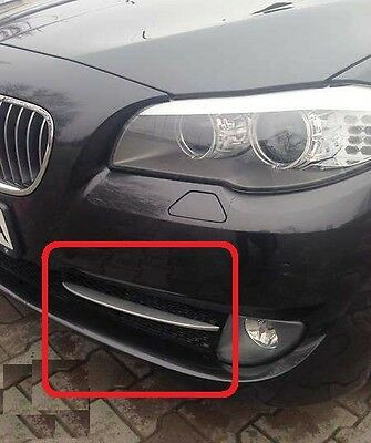 BMW GENUINE F10 F11 11-14 M PACKAGE FRONT BUMPER GRILLES LEFT N//S BMW 5 Series