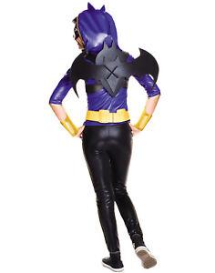 image is loading deluxe girls dc batgirl superhero bat halloween costume