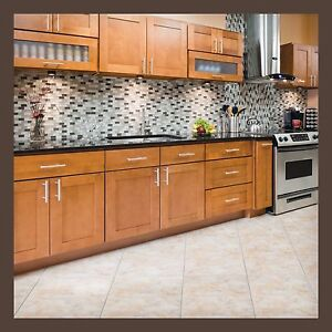 Details about 10x10 All Wood KITCHEN CABINETS RTA Newport GROUP SALE