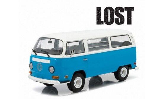 19011 Greenlight Volkswagen Bus t2b  Lost  - Artisan Collection. - 1 18