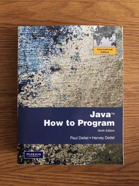Java How to Program: International (Ninth) Edition, Deitel, P - Exc Cond