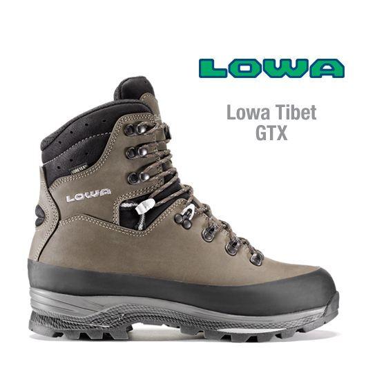 LOWA Tibet GTX Gore-tex Waterproof