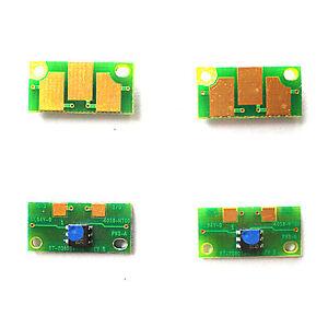 4pcs-Toner-Reset-Chip-For-Konica-Minolta-Bizhub-C250-C250P-C252-C252P-TN210