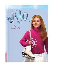 Mia - American Girl - wants to figure skate not play ice hockey