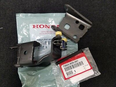 Genuine OEM Honda Odyssey Right Power Sliding Door Center Roller 2005-2010