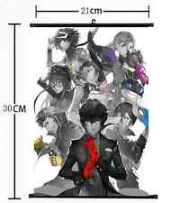 Hot Japan Anime P4G persona 5 The Golden Wall Scroll Poster cosplay 1015