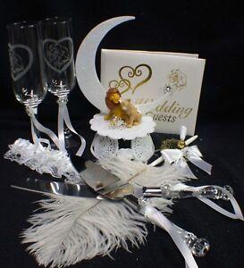 Image Is Loading Lion King Disney Wedding Cake Topper Lot Gles