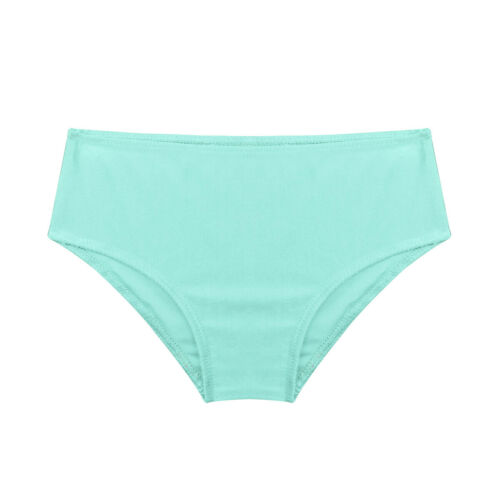 Girls Lyrical Dance Dress Ballet Gymnastics  Leotard Lace Crop Top+Briefs// Skirt