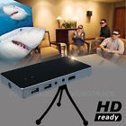 Super mini Portable HD LED DLP Projector Cinema PC Laptop VGA USB SD AV HDMI