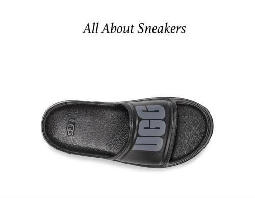 "UGG WILCOX SLIDE ""BLACK"" Women's Sandals/Slides Limited Stock All Sizes"