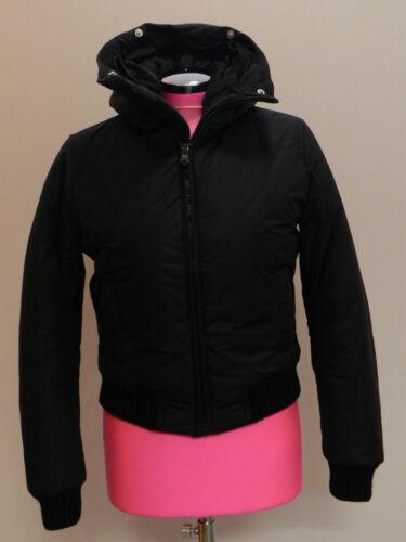 Nero Refrigiwear Giacca Donna 42 Cruz Imbottito Corto Tg Giubbino S Originale Hqq5d