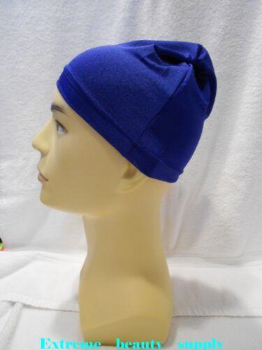 large deep spandex Dome Hat skull BIKER football Helmet LINER Beanie Cap